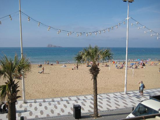 Sol Costablanca : view from our room