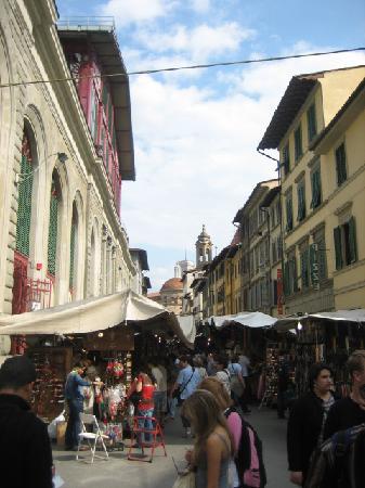Soggiorno Gloria : open markets