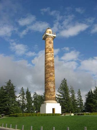 Astoria Column, Astoria Oregon