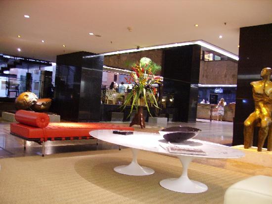 Hotel Gran Marquise : lobby