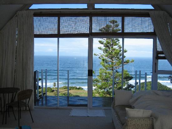 Whale's Way Ocean Retreat : The ocean view