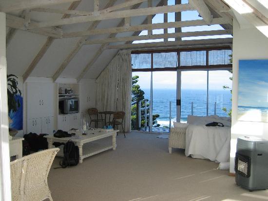 Whale's Way Ocean Retreat : The Sky room