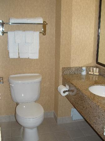 Days Inn - Orillia: washroom