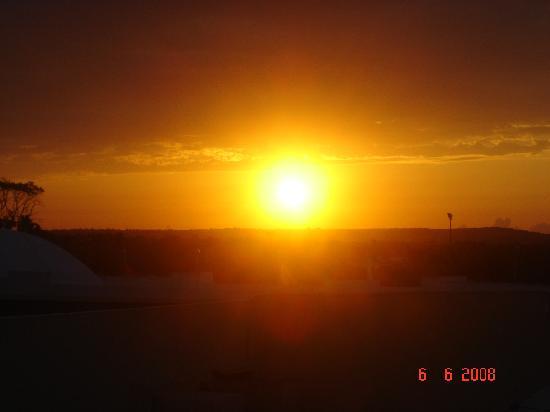 Cap-Bon Kelibia Beach Hotel & Spa: tramonto kelibiano