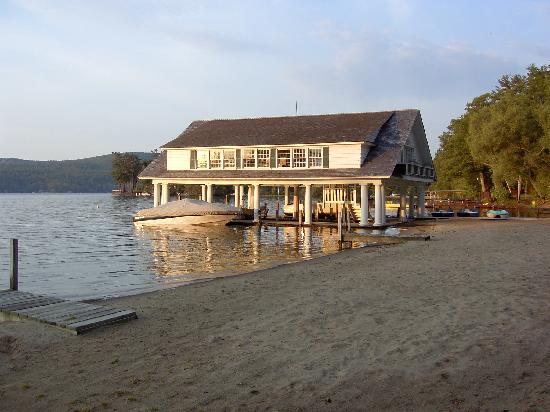 Still Bay Resort: Boathouse
