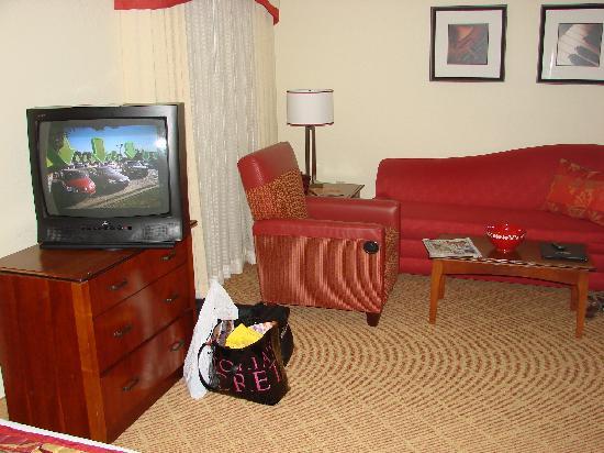 Residence Inn Lakeland: room 220