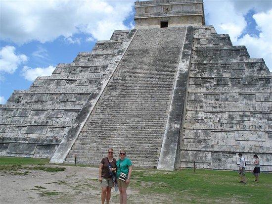 The Grand Mayan at Vidanta Riviera Maya: At Chichen Itza.