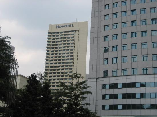 Rooms: Picture Of Hotel Novotel Kuala