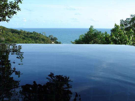 พิมาลัย รีสอร์ท แอนด์ สปา: villa vue sur mer