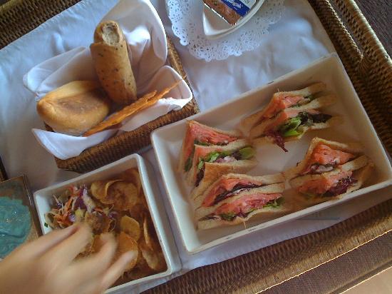 Pimalai Resort and Spa: petite pause club saumon