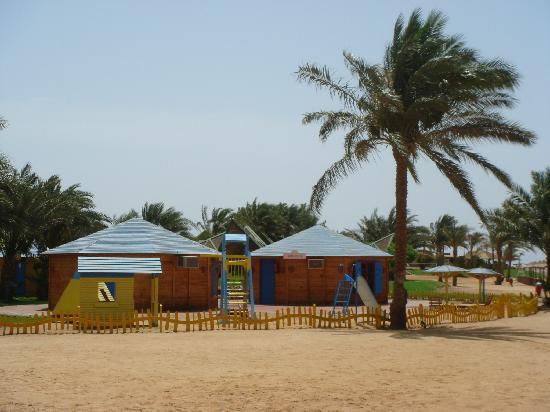 Ibis Styles Dahab Lagoon: Kindergarten und Massageräume