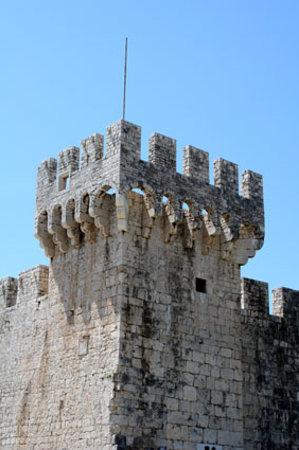 โครเอเชีย: Trogir-Castle