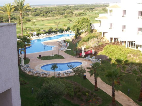 Precise Resort El Rompido - The Apartments: View from our room!
