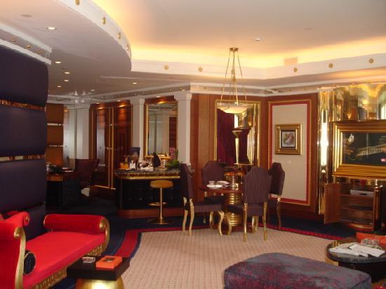 Burj Al Arab Jumeirah: Living Room2