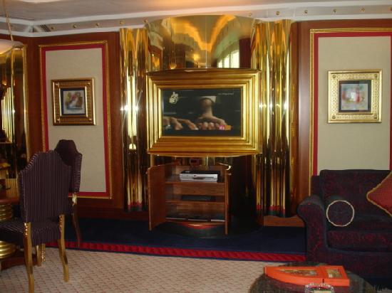 Burj Al Arab Jumeirah: Living Room3