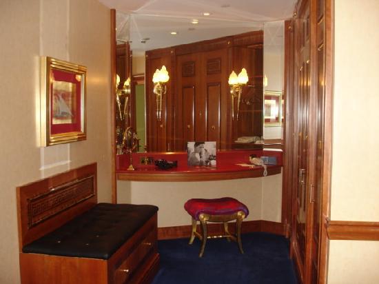 Burj Al Arab Jumeirah: Dressing Room