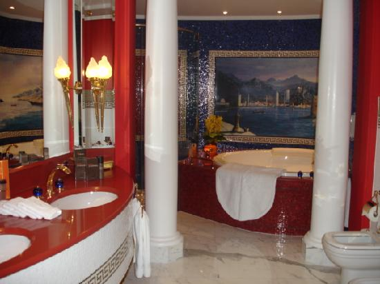 Burj Al Arab Jumeirah: Bathroom
