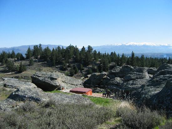 Rocky Range: Spa pool