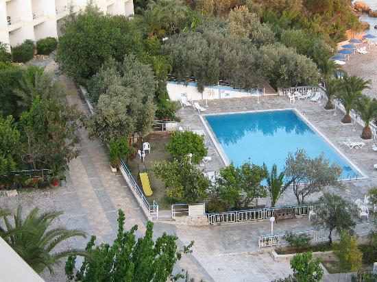 Hotel Pappas : pool