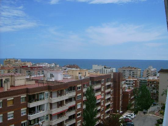 Hotel Serhs Oasis Park: vue de la chambre