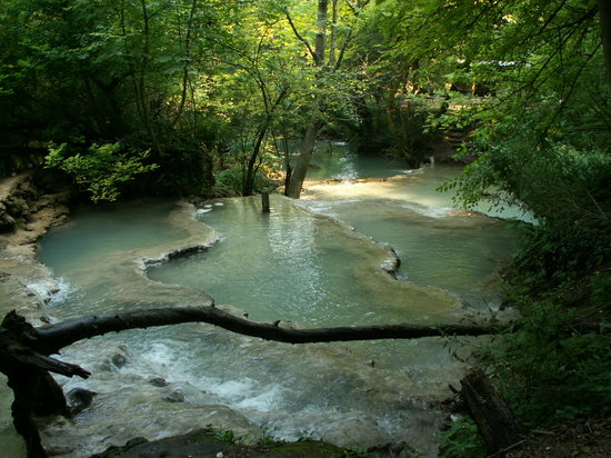 "Eco trail ""Maarata"" near Krushuna village, Bulgaria"