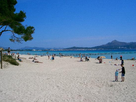 BQ Alcudia Sun Village: Muro beach