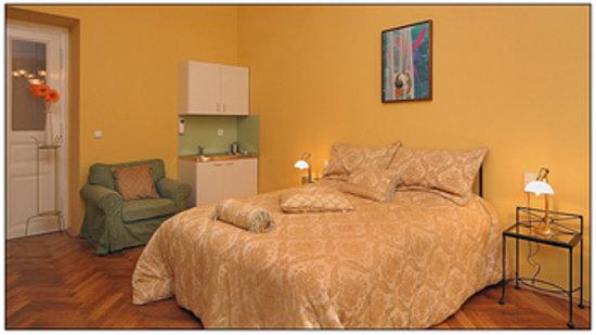 Prague Luxury Apartments: Inside apartment