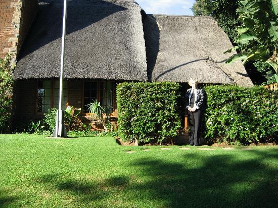 Fashoda Lodge: Main Building Wing
