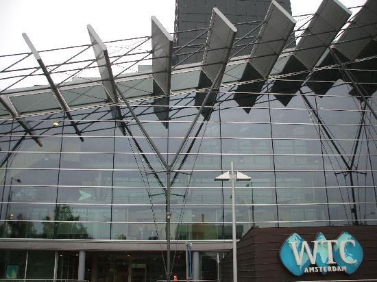 โรงแรมคิวบิค อัมสเตอร์ดัมWTC: The WTC