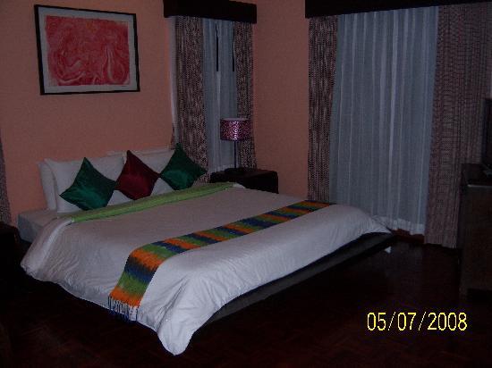 Rummana Boutique Resort: The room!