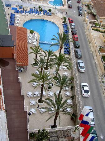 Cabana Hotel: Hotel Cabana Pool