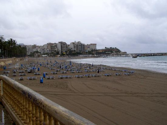Cabana Hotel: Benidorm Beach