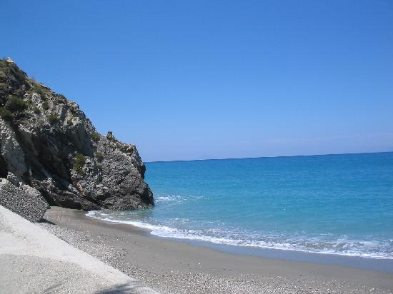 Capo d'Orlando, Italy: Nice Beach