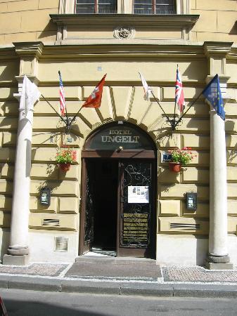 Royal Residence Ungelt: Hotel Ungelt Entry