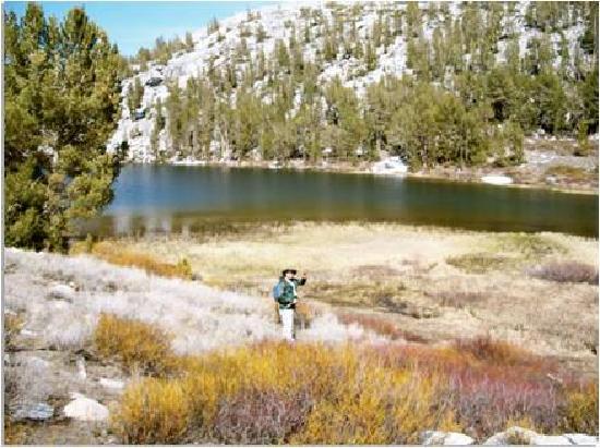 Rock Creek Lakes Resort: Rock Creek Lake