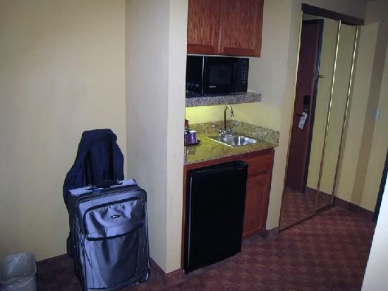 Holiday Inn Express Hotel & Suites: Entry