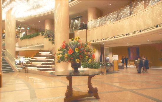 ANA Crowne Plaza Hotel Kanazawa: Hotel Lobby