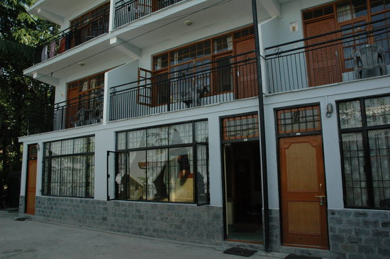 Hotel Pema Thang : 1st floor rooms