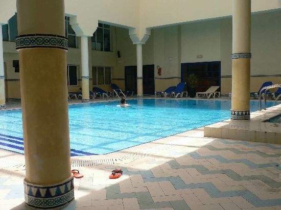 Hotel Mehari Hammamet : L'autre piscine intérieure