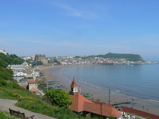 Grand Hotel Scarborough: The Grand on Scarborough Bay