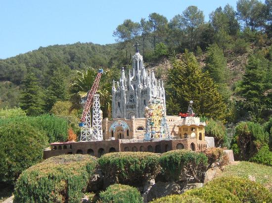 Catalonia in Miniature: Amusement parc