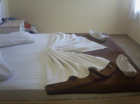 Another Funky Bed Layout Picture Of Litera Gumbet Beach Resort