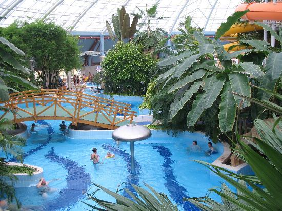 Aquaticum Debrecen Thermal and Wellness Hotel: Baths 1