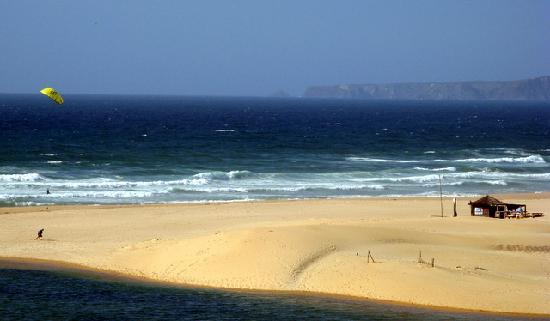 Colina da Lapa: praia da bordeira