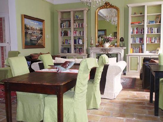 Pezenas, Frankrijk: Lounge