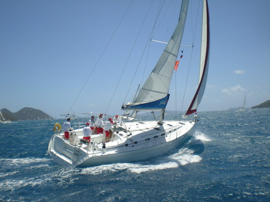British Virgin Islands: Isole Vergini Britanniche - Spring Regatta08