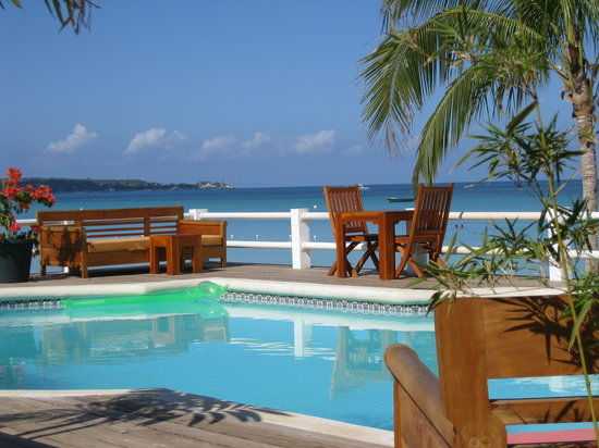 Negril Palms Hotel : Pool