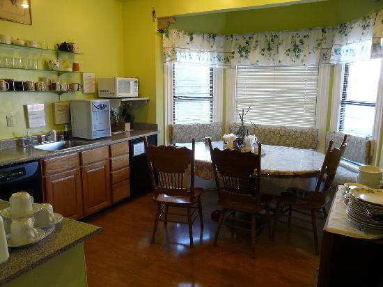 Hayes Valley Inn: La cuisine ouverte à tous