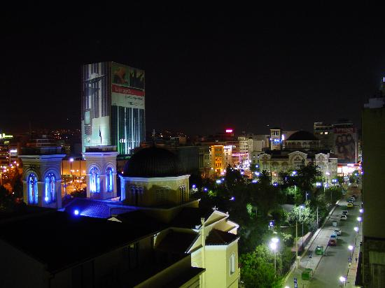 Piraeus Dream City Hotel: View from room balcony