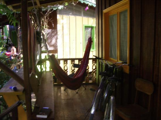 Playa Chiquita Lodge: Bungalow 3 - Hammock